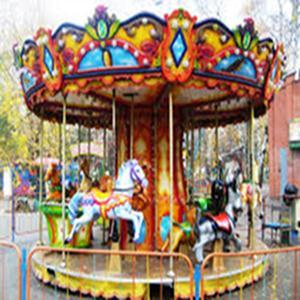 Парки культуры и отдыха Канаша