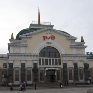 Железнодорожные вокзалы Канаша
